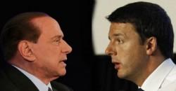 Berlusconi-e-Renzi-450x235