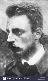 rilke-rainer-maria-4-12-1875-29-12-1926-autore-austriaco-scrittore-ritratto-circa-1900-additional-rights-clearance-info-not-available-rrm6pw