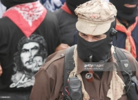 the-leader-of-mexicos-zapatista-national-liberation-army-marcos-a-picture-id56528145